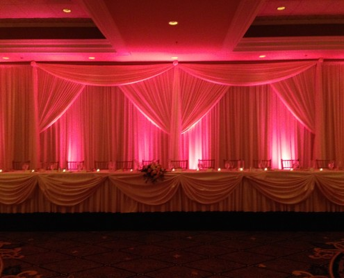 Uplighting Decor