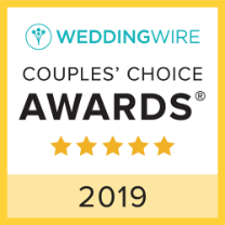 WeddingWire Couples' Choice Award® 2019
